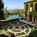 Jardín del monasterio de Yuste, Cuacos de Yuste, Cáceres.jpg