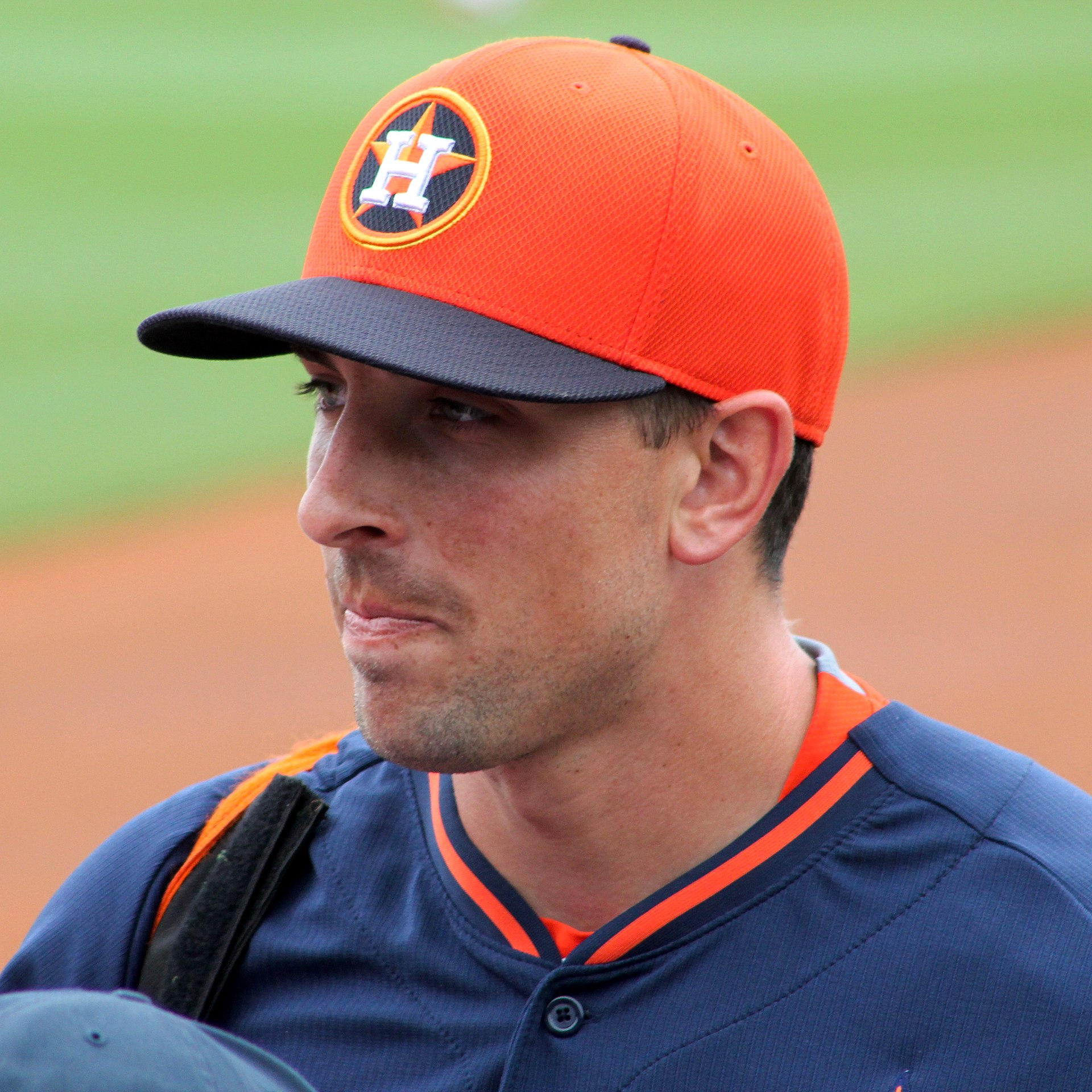 Mike Fiers Spring Stats: Jason Castro (baseball)