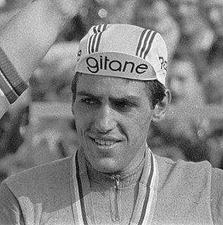 former road racing cyclist, directeur sportif