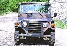 M151 ¼-ton 4×4 utility truck - Wikipedia