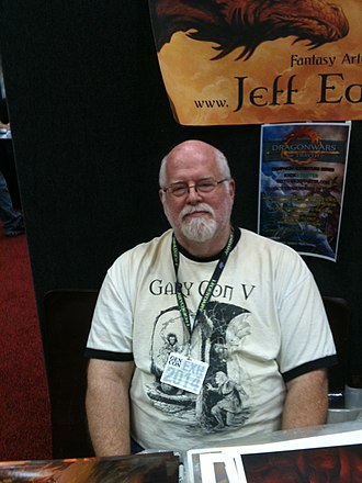 Jeff Easley - Jeff Easley at GenCon Indy 2014