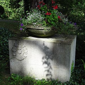 Walter Augustin Villiger - Grave in Jena