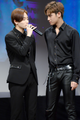 Jeonghan and Mingyu at an fansign on January 21, 2017.png