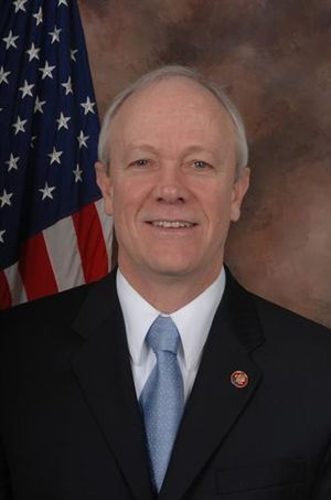 Official photo of Congressman Jerry McNerney (...