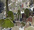 Jewish Cemetery, Třebíč, Czech Republic.JPG