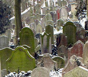 Jewish Quarter of Třebíč - Jewish Cemetery, Třebíč, Czech Republic