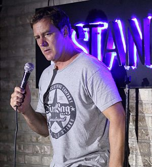 Jim Florentine - Florentine performing in August 2016.