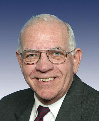 Jim Saxton - Image: Jim Saxton, official 109th Congress photo