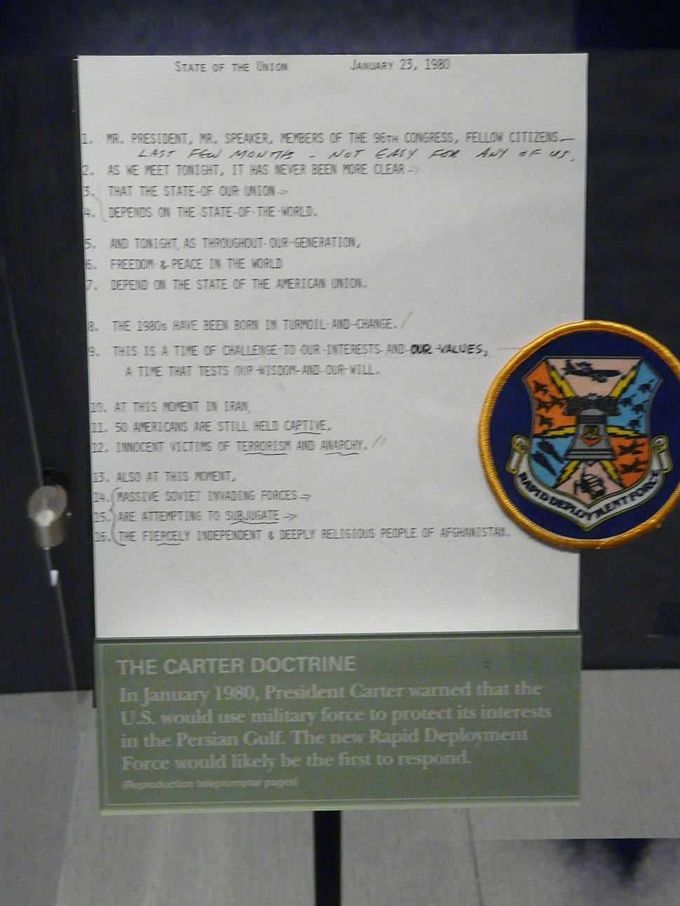 Jimmy Carter Library and Museum 98
