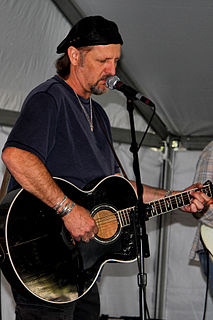 Jimmy LaFave American musician