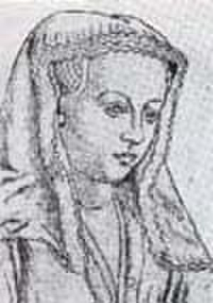 Joan III, Countess of Burgundy - Image: Joan III of Burgundy