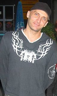 Johan Edlund Swedish singer