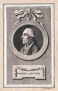 Johann Jakob von Wunsch Prussian general