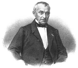 Johann Heinrich von Mädler - Johann Heinrich von Mädler
