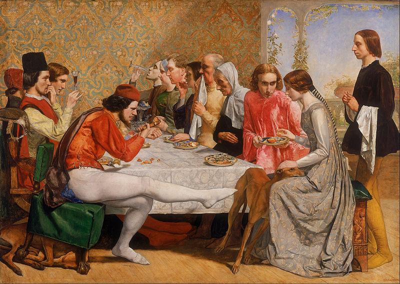 File:John Everett Millais - Isabella - Google Art Project.jpg