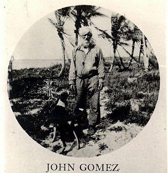 José Gaspar - Image: John Gomez, aka Juan Gomez