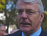 John Major, October 2007