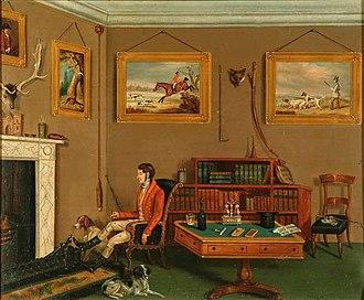 John Mytton - John Mytton, c. 1820-1830