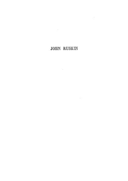 File:John Ruskin par Frédéric Harrison.djvu