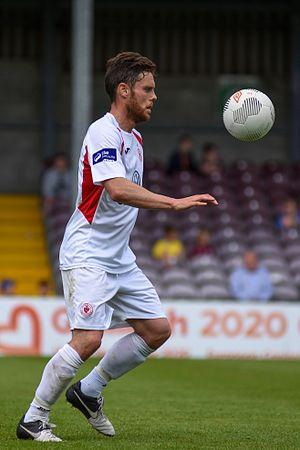 John Russell (Irish footballer) - Image: John Russell (Irish footballer)