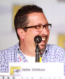 John Shiban American television writer and producer