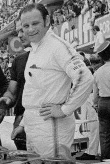 English racing driver