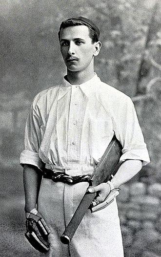 Johnny Tyldesley - Image: Johnny Tyldesley c 1895
