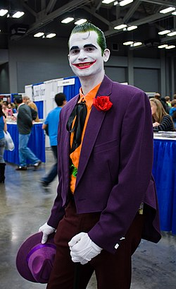 Joker Cosplay on Joker Cosplay Jpg