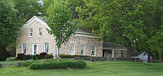 Mequon, Wisconsin - Mequon is home to ten National Register-listed historic places, including the Jonathan Clark House.
