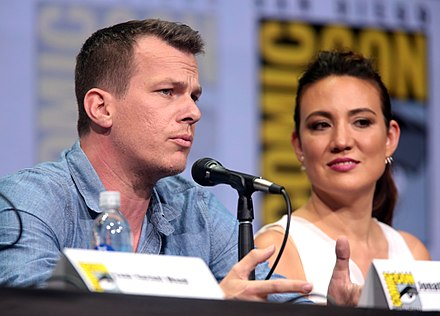 Co-creators Jonathan Nolan and Lisa Joy