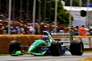 Jordan 191 at Goodwood 2014 001.jpg