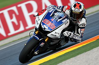 2012 Grand Prix motorcycle racing season - Image: Jorge Lorenzo (19478721)