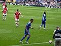 José Bosingwa vs Arsenal.jpg