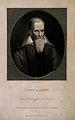Josephus Justus Scaliger. Stipple engraving by C. E. Wagstaf Wellcome V0005245.jpg