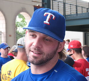 Josh Rupe - Rupe with the Texas Rangers