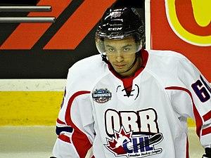Josh Ho-Sang - Ho-Sang at 2014 CHL/NHL Top Prospects Game