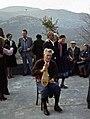 Joueur de Gadoulka en costume - Montenegro 01.jpg