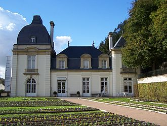 François Certain de Canrobert - The Eglantine Castle, built in the middle of the 19th century by Marshal Canrobert.