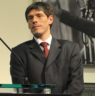 Argentine academic, political scientist, and author