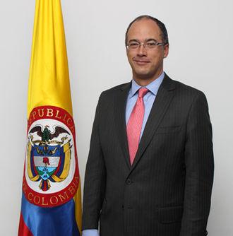 Juan Carlos Echeverry (politician) - Image: Juan Carlos Echeverry Garzón