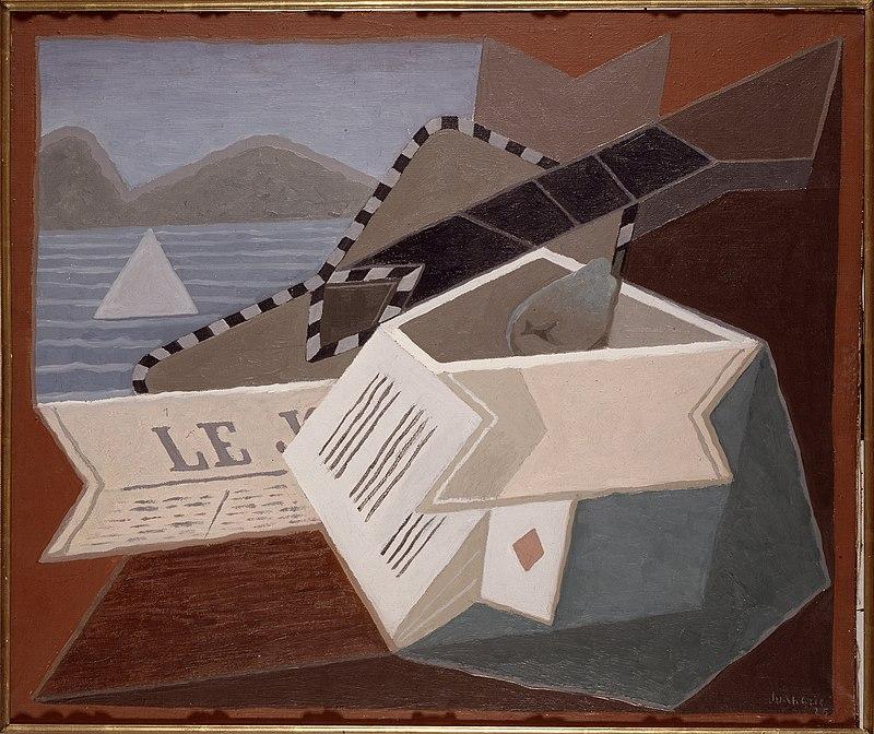 Juan Gris - La guitare devant la mer - Google Art Project.jpg