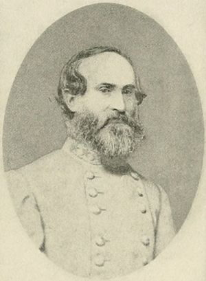 Jubal Early - Confederate General Jubal A. Early