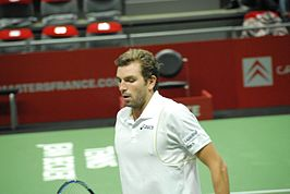 Julien Benneteau in 2008