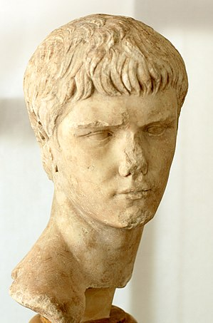 Bust of a Julio-Claudian prince, maybe Drusus ...