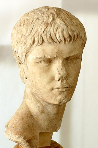 Julio-Claudian dynasty - Image: Julio claudian prince Cd M Inv 57 7
