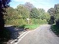 Junction in Dennington Road - geograph.org.uk - 263647.jpg
