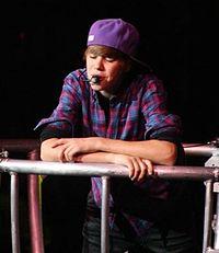 Justin Bieber in concert crop.jpg