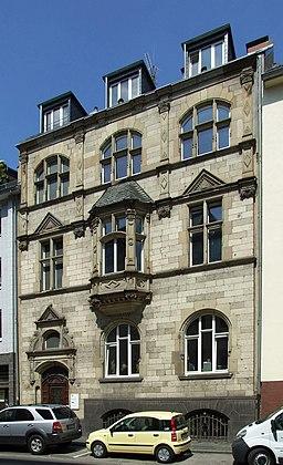 Filzengraben in Köln