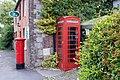 K6 Telephone Kiosk, Adjoining The Post Office.jpg