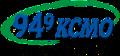 KCMO-FM 94-9 radio logo.png